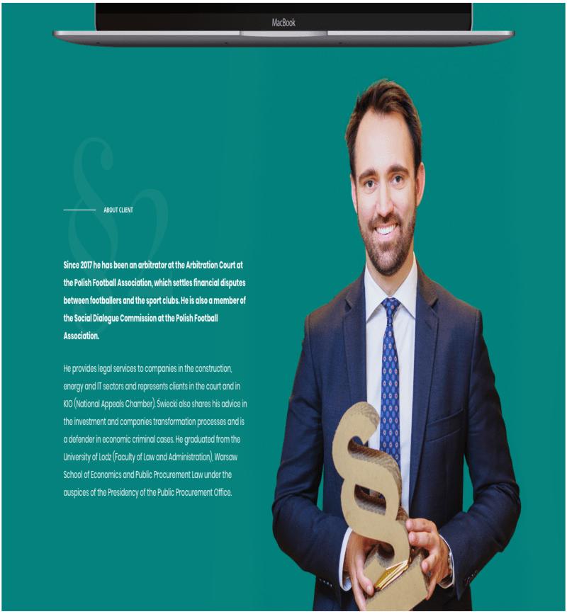 SWiECKi law firm