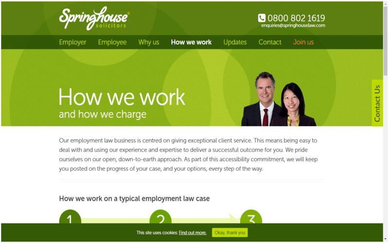 spring-houselaw-Meilleurs sites web d'avocats