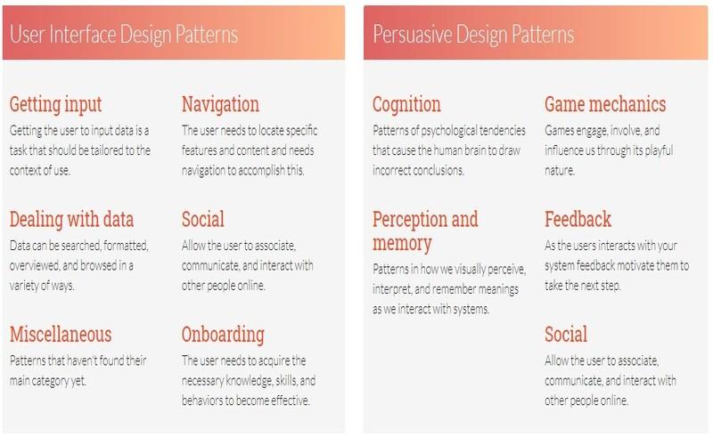 Conception d'interface utilisateur-patterns-ui