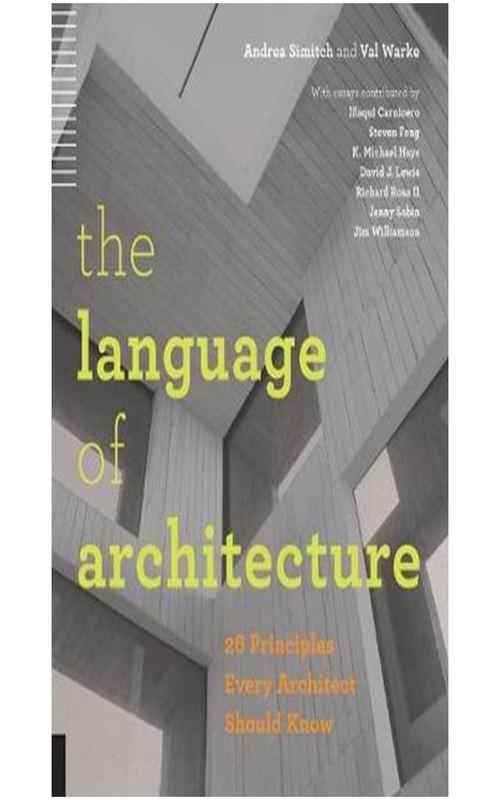langage d'architecture