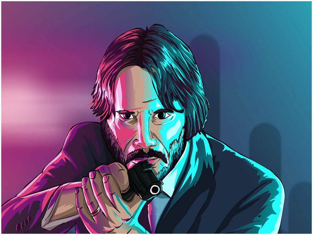Actus Keanu Reeves