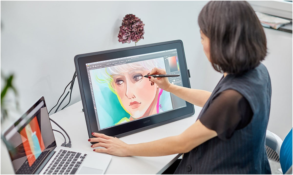 Actus artistiques tablette graphique