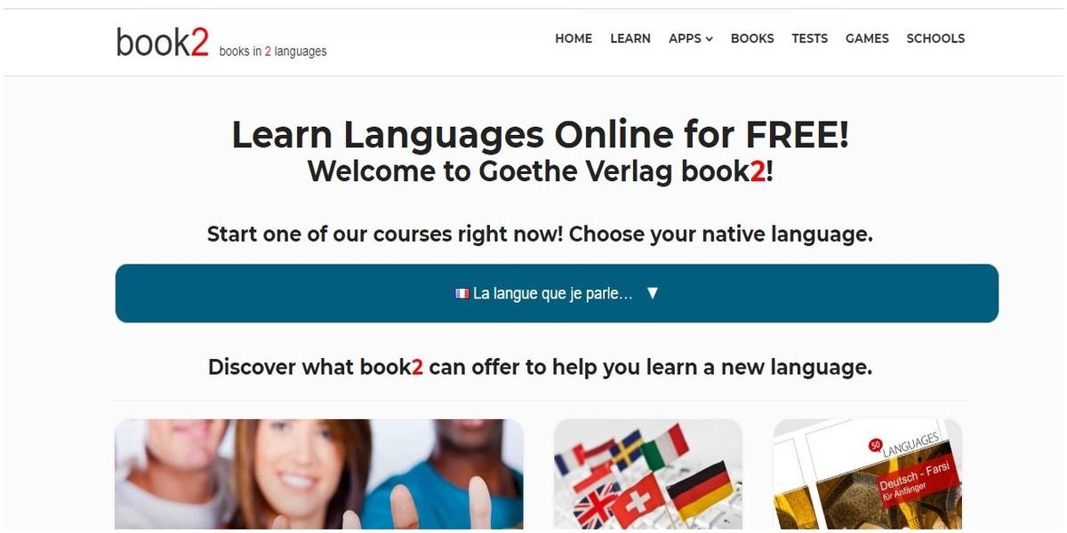 goethe verlag langue arabe