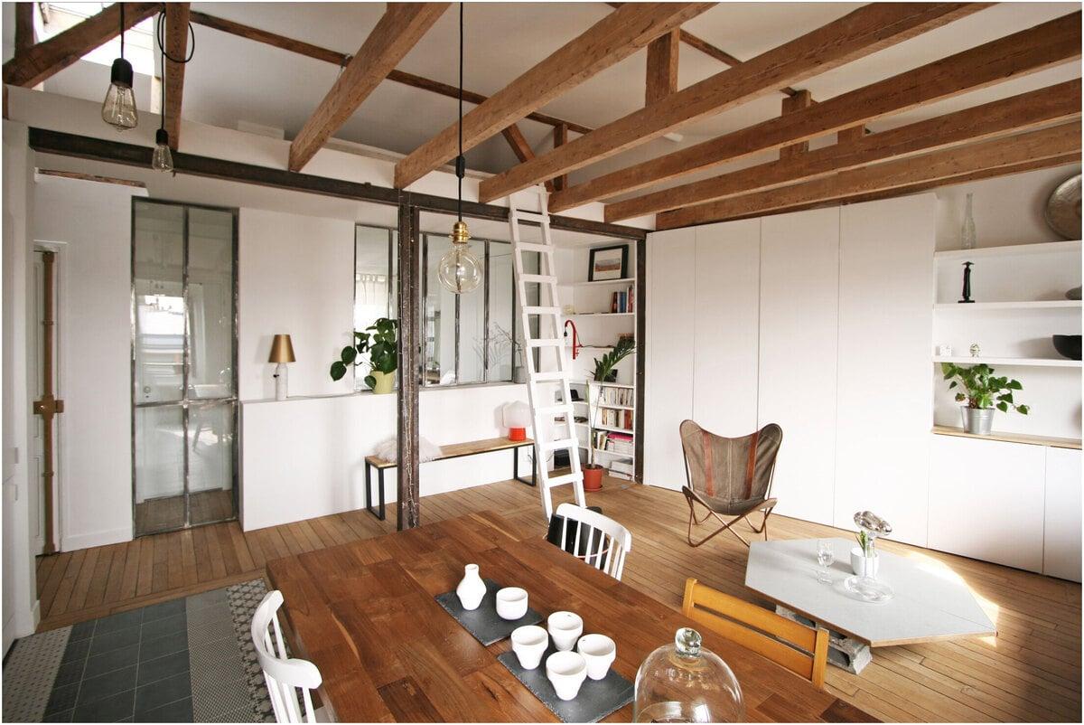 rénovation maison Paris