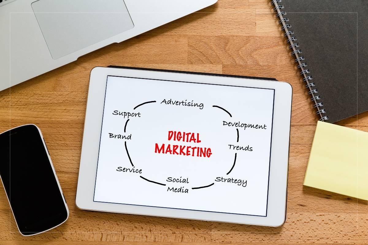 Composantes du marketing digital