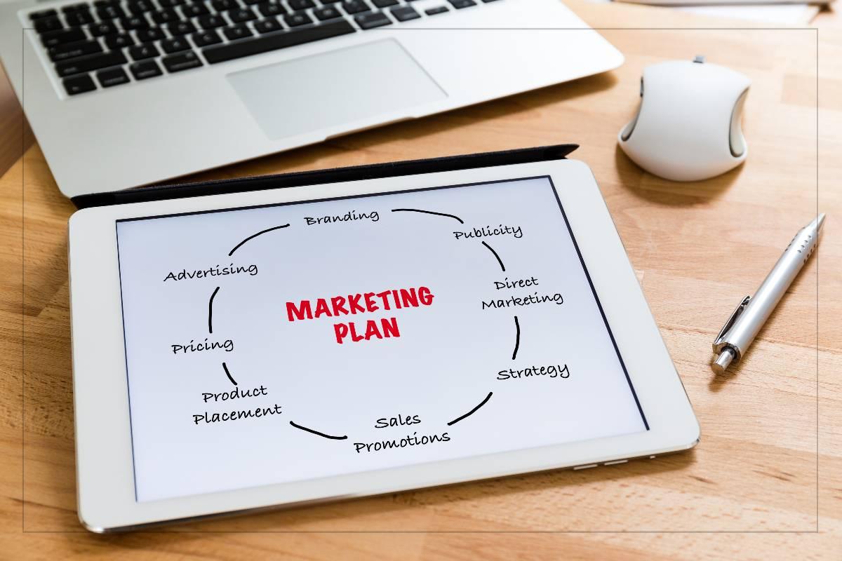 Planifier campagne business numérique