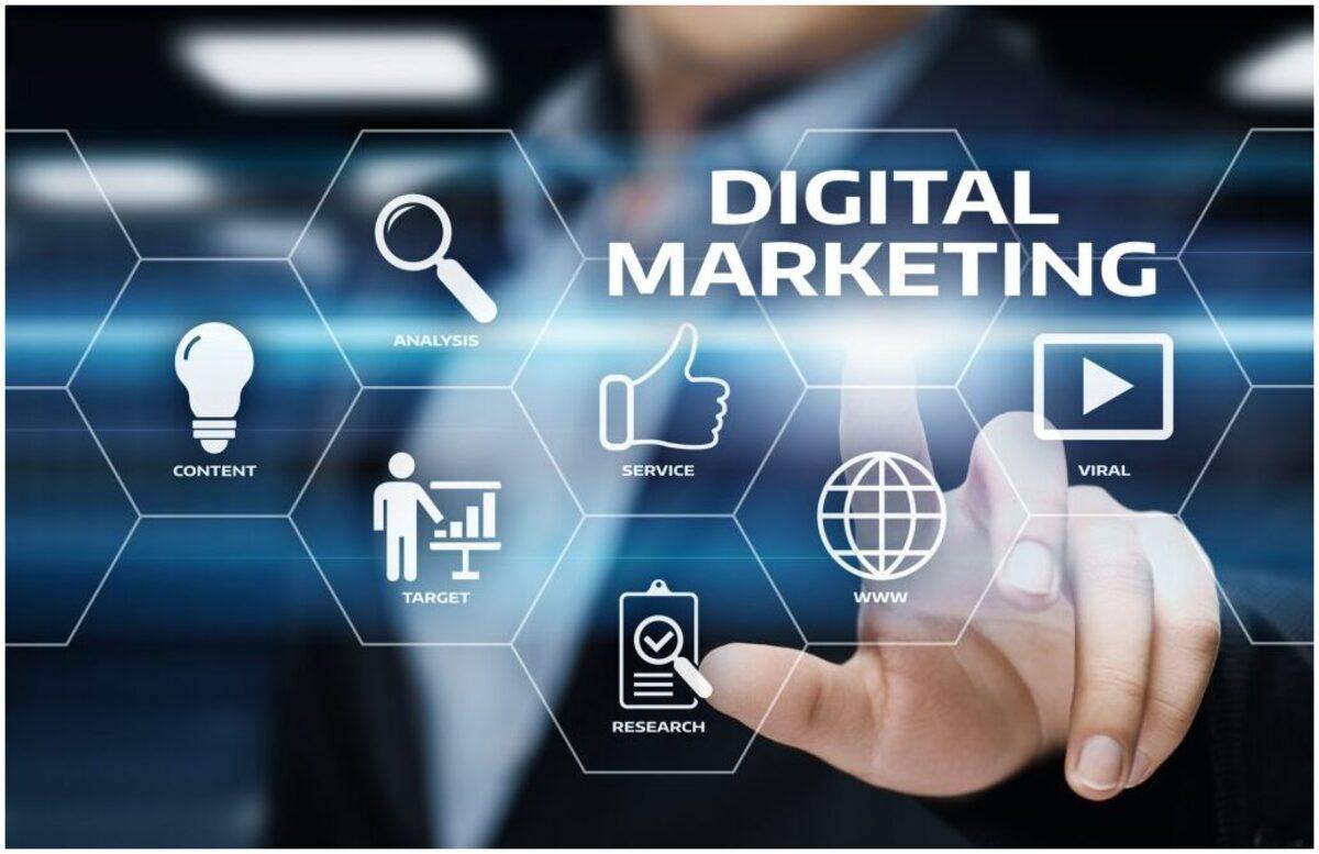 qu'est-ce que le marketing digital